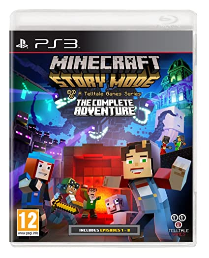 Buy Minecraft Story Mode The Complete Adventure Online At Low