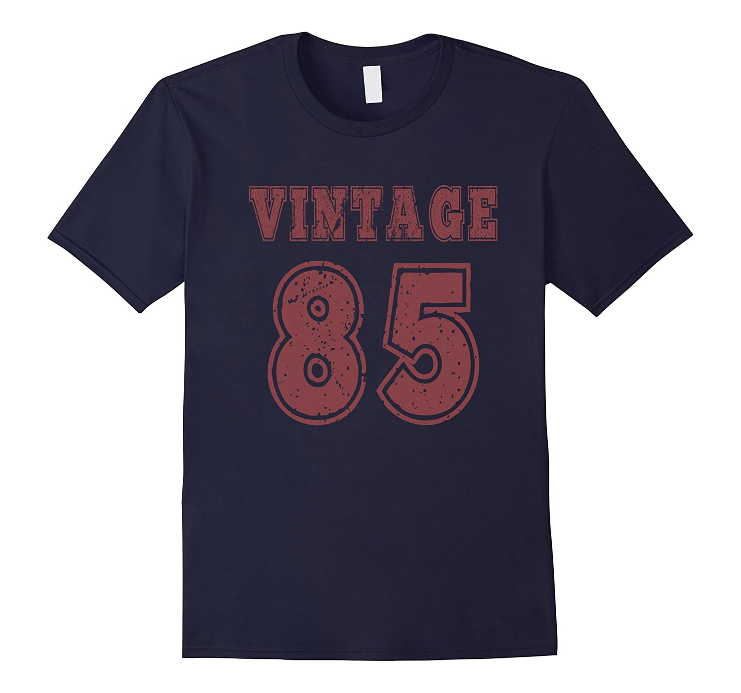 1985 Vintage Birthday Gift T-shirt For Men Women-TH