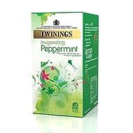 Twinings Invigorating Peppermint, 20 Tea Bags, 40g