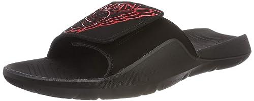 más fotos gran descuento pensamientos sobre Jordan Nike Hydro 7 - Sandalias para Hombre, Color Negro ...
