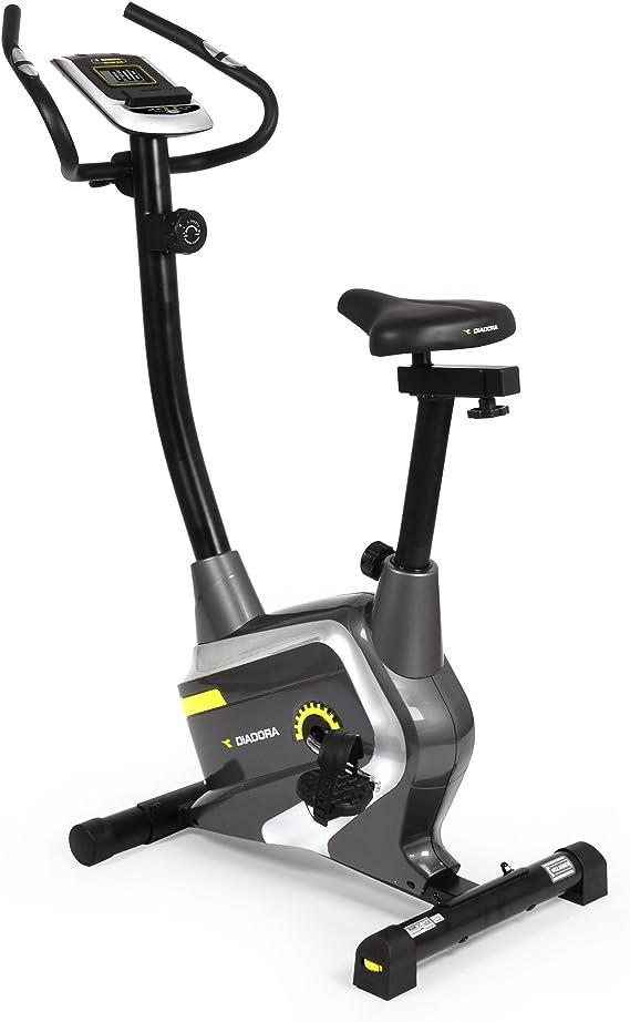 Diadora Fitness Silver EVO - Bicicleta estática: Amazon.es: Deportes y aire libre