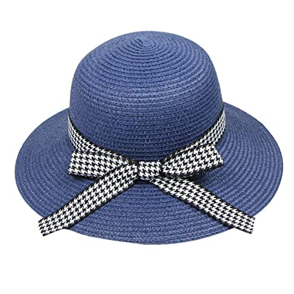 0f4fca417 Image Unavailable. Image not available for. Color: Summer Beach Sun Hats,Quaanti  Clearance Sale!