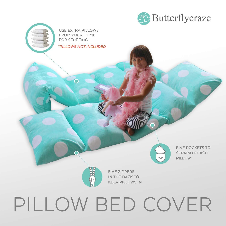 Amazon.com: Tumbona para niña. Fundas hechas de suave ...