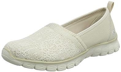 Skechers Ez Flex 3.0-Quick Escapade, Zapatillas sin Cordones para Mujer: Amazon.es: Zapatos y complementos