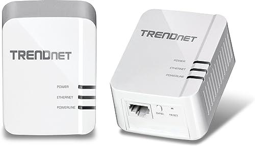 TRENDNET Powerline 1300 AV2 Adapter Kit (TPL-422E2K)