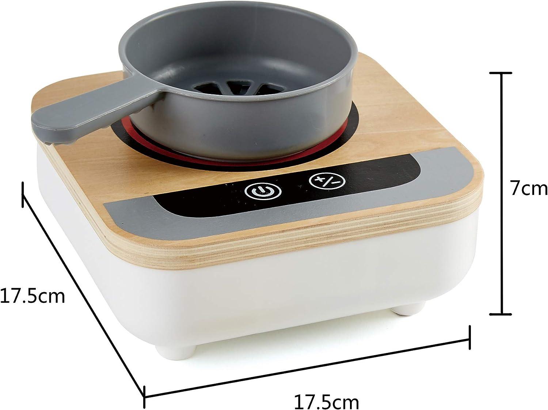 Divertente friggitrice con Ventola Utensili da Cucina E3164 Hape