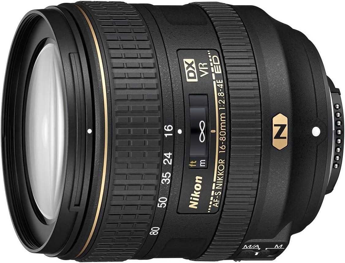 Nikon AF-S Nikkor Objectif VR 16-80 mm f/2,8-4E