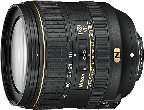 Nikon AF-S DX NIKKOR 16-80mm f/2.8-4E ED with Vibration Reduction