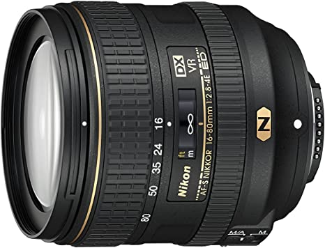 Nikon AF-S DX NIKKOR 16-80 mm 1: Amazon.es: Electrónica