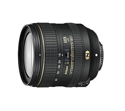 Nikon AF-S DX NIKKOR 16-80mm f/2.8-4E ED Vibration Reduction Zoom Lens