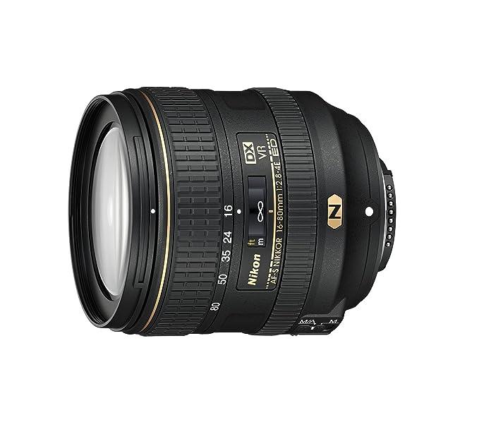 Nikon AF-S DX NIKKOR 16-80 mm 1: Amazon.es: Electrónica