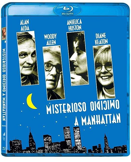 Misterioso Omicidio A Manhattan [Italia] [Blu-ray]: Amazon.es ...