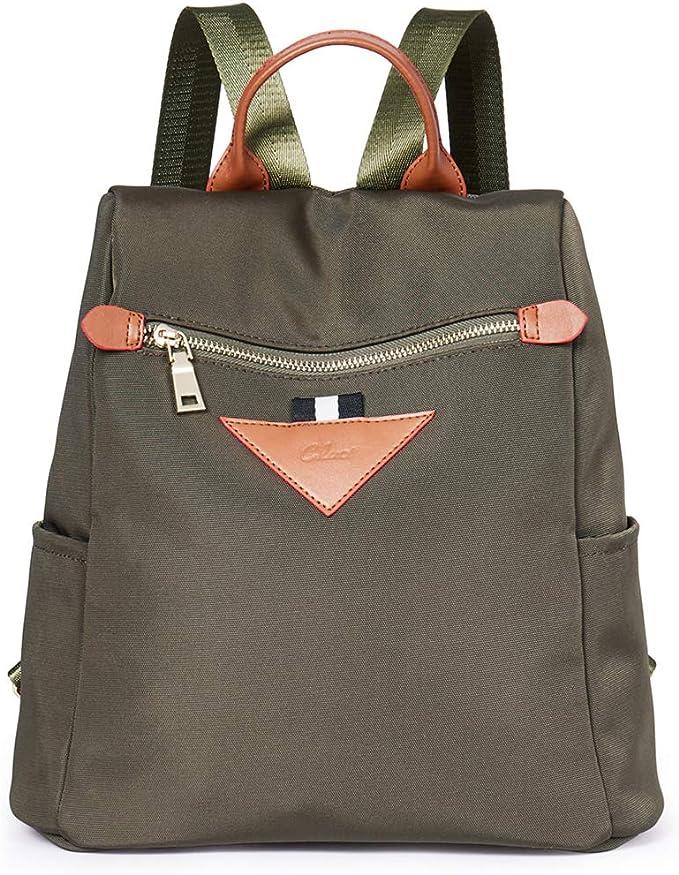 Amazon.com: Mochilas bolso para las mujeres de lona moda ...