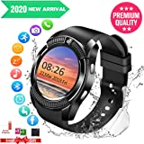 Amazon.com: Smart Watch, Smartwatch for Android Phones ...