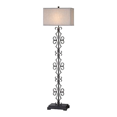 All Antique floor lamp column comfort!