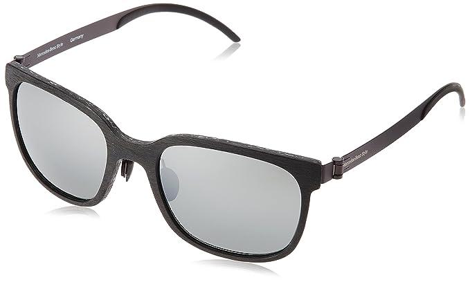 Mercedes-Benz Sonnenbrille M7005 Gafas de sol, Negro ...