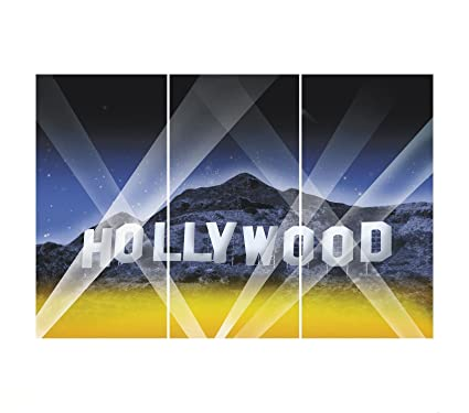 Amazon.com: Hollywood Hills Película Noche premios Party ...