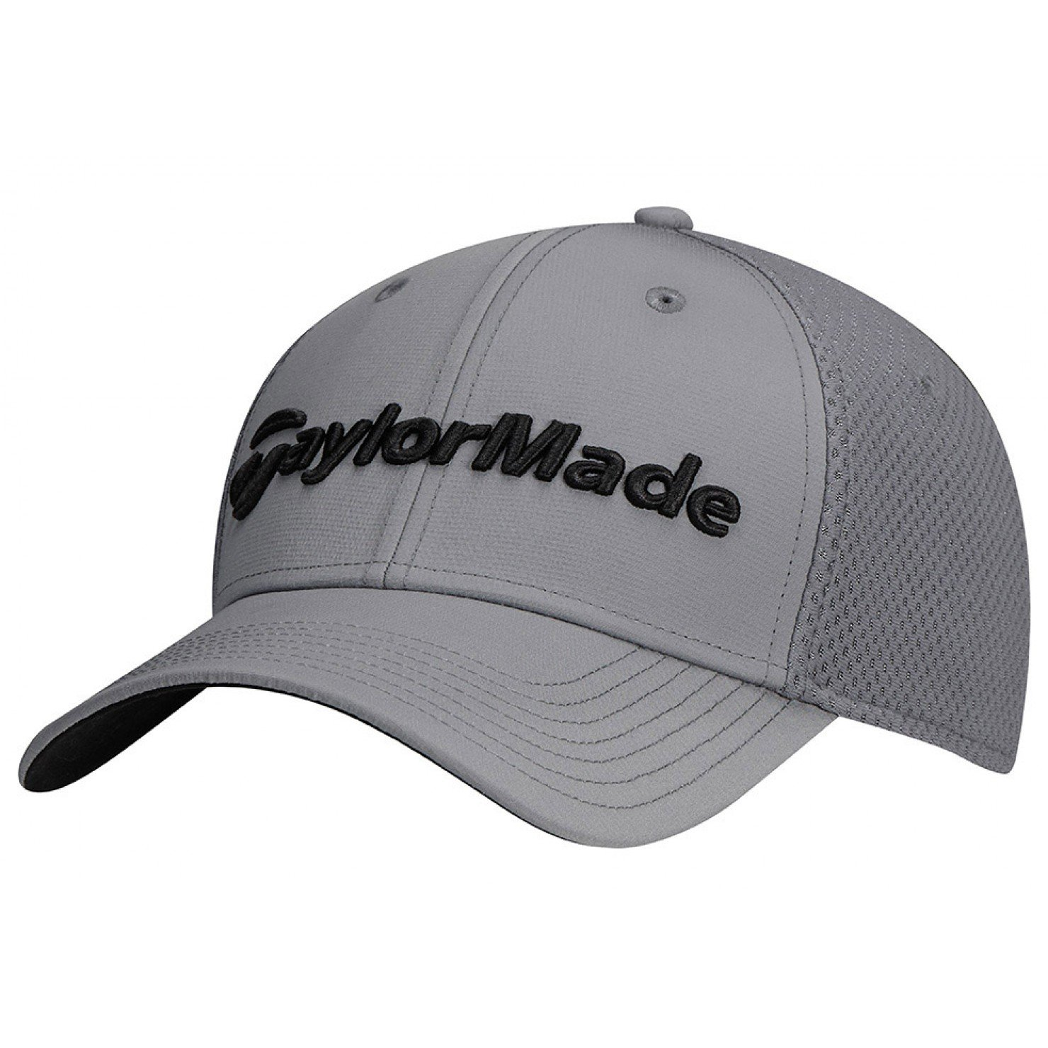 TaylorMade Golf 2017 performance cage hat grey s/m