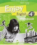 Enjoy Enjoy English in 4e : Workbook