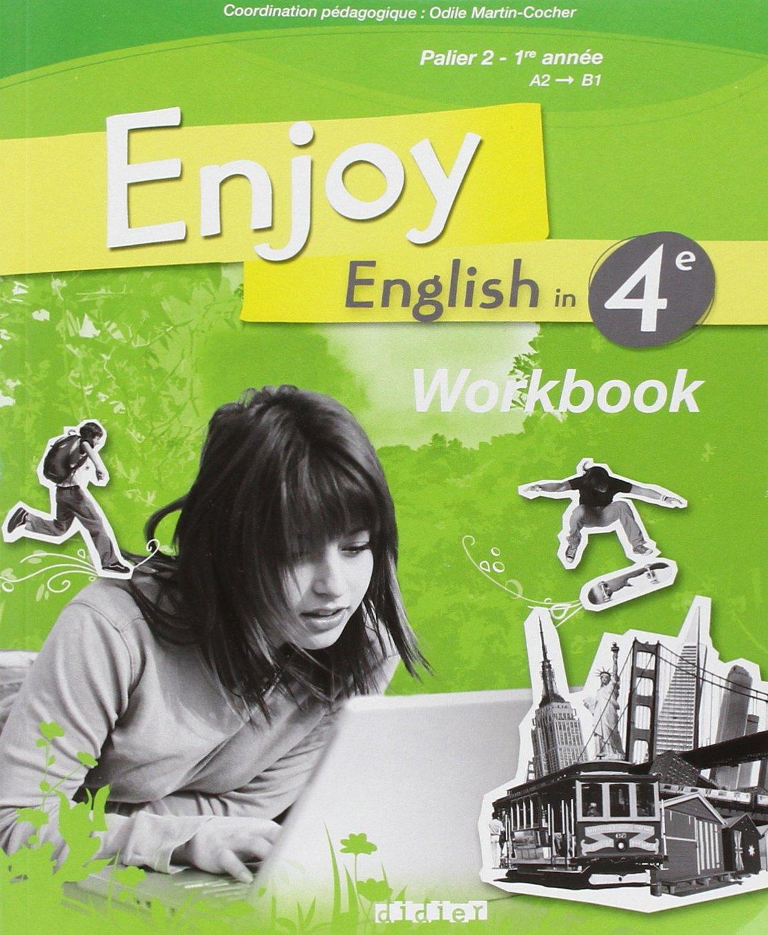 reponse workbook 4eme