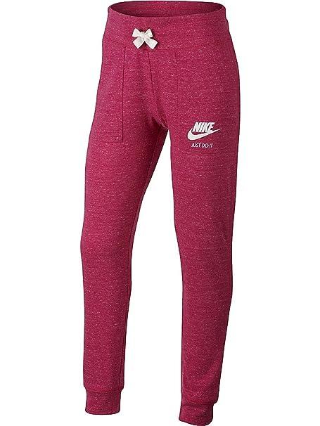 Active Pink//Sail ni/ñas Rosa L Nike G NSW VNTG Pantal/ón