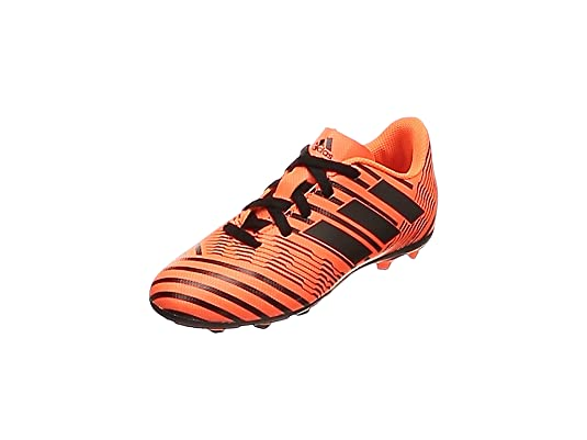 adidas Nemeziz 17.4 FxG J, Zapatillas de fútbol Sala Unisex niños, Blanco (Ftwbla