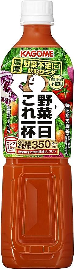 カゴメ 野菜一日これ一杯 スマートPET 720ml×15本