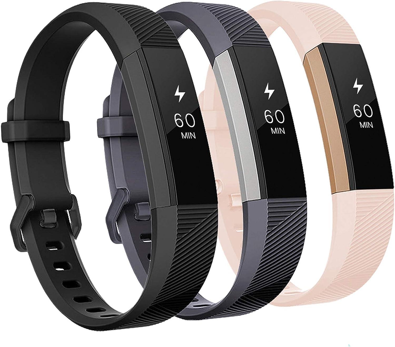 3 mallas para reloj  Fitbit Alta y Fitbit Alta HR