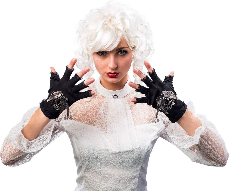 Orl Handschuhe zum Kostüm Karneval Fasching