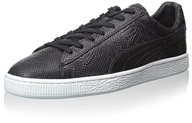 PUMA Men's States Mii Sneaker, Black/White, ...
