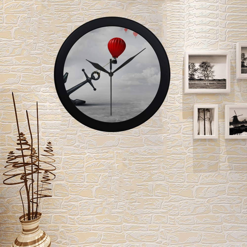 Amazon.com: THKDSC Modern Simple A Rope-Wound Anchor Wall ...
