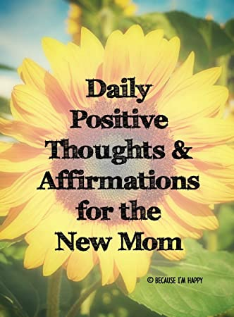 amazon com positive affirmation cards for the new mom unique 54