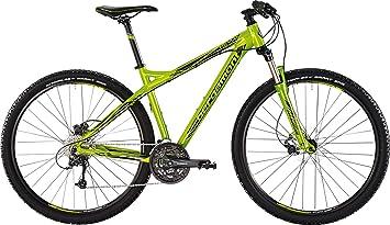 Bergamont Revox 4.0 29 MTB Bicicleta Verde/Negro 2015: Amazon.es ...
