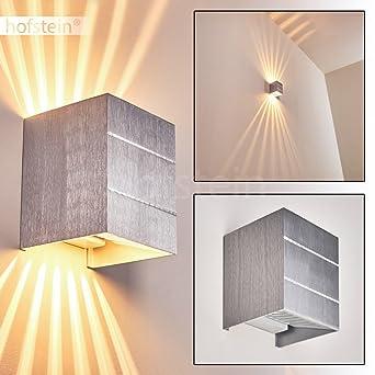 Wandleuchte Mit Tollen Lichteffekten   Wand Lampe Mit G9 Fassung   Wandspot  Aus Metall In Photo Gallery