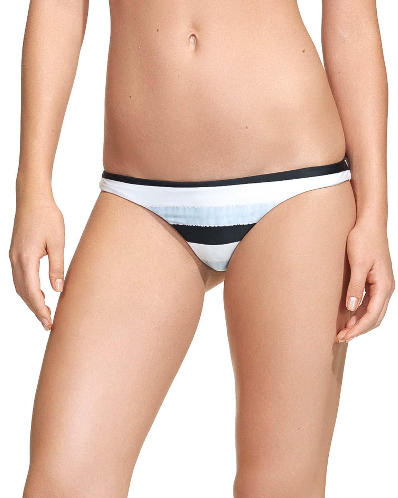 ViX Women's Sea Glass Basic Full Bikini Bottom, Multi, XS by ViX