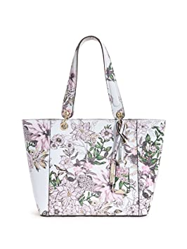 Guess Kamryn Sac cabas multicolore: : Bagages