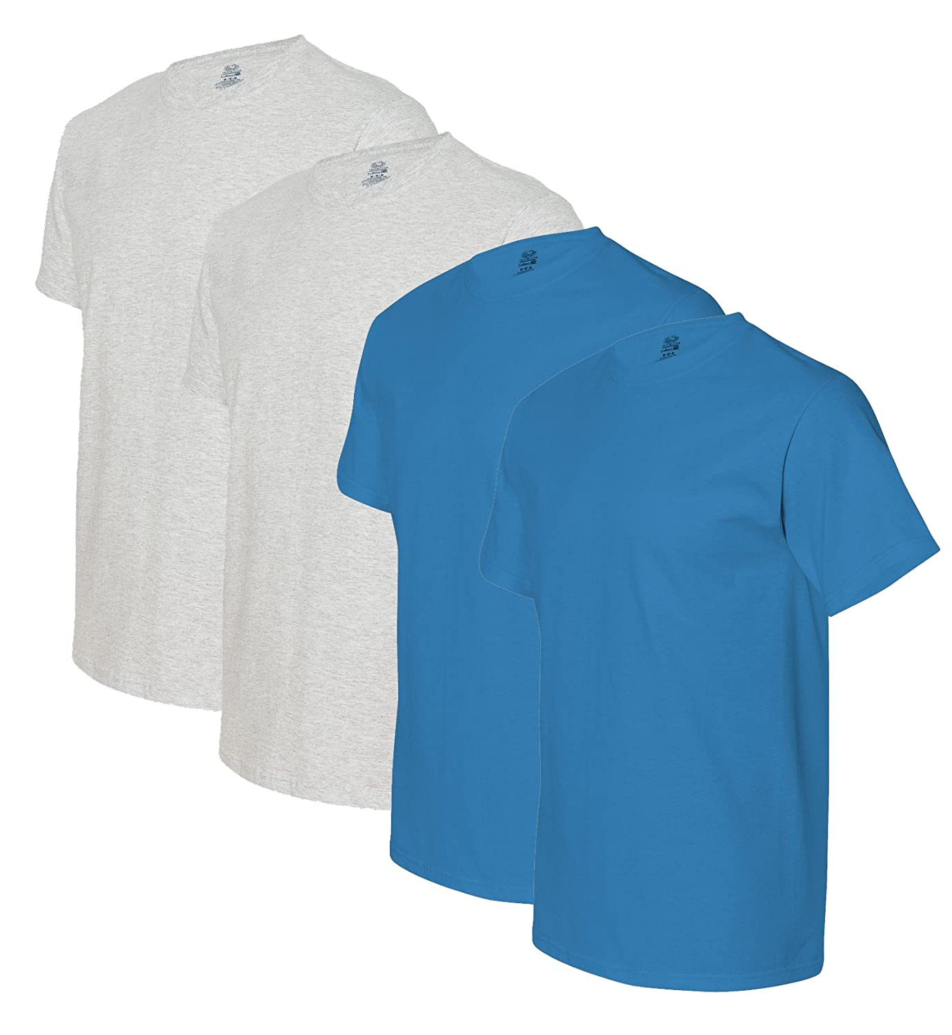 Fruit of the Loom Men's Crew Neck T-Shirt Multipack FTL-4P2801C