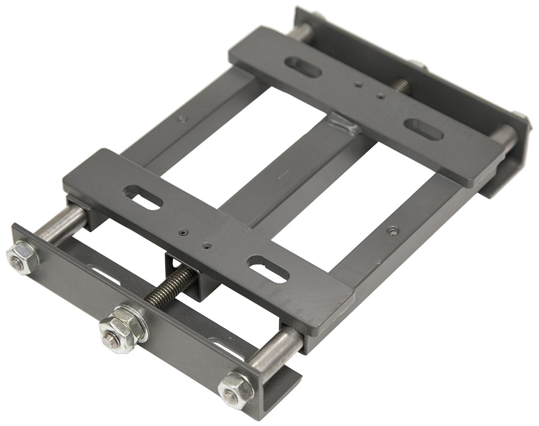Image of Belt & Chain Tensioners Browning Industrial Belts BSAMBI613 Steel Self Adjusting Motor ICE Base, 16.33' Length, 2.56' Height