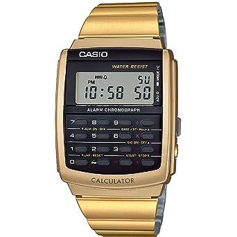 Amazon.com: RELOJ CASIO CA-506G-9AEF UNISEX DIGITAL: Watches