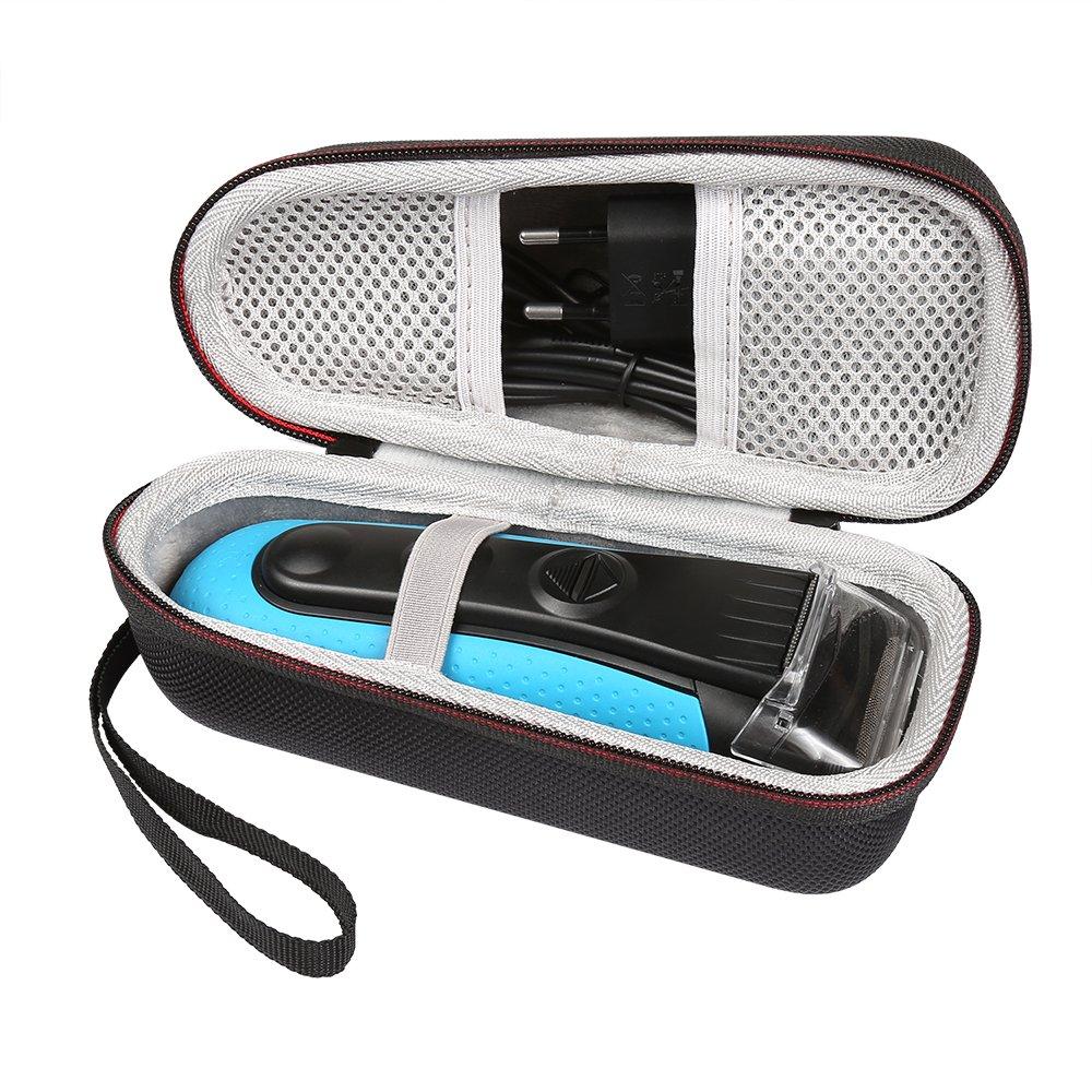 YYWINT Black Case for Braun Series 3 ProSkin 3040s Electric Shaver 3010BT 3020 3030s 300s Men's Electric Razor