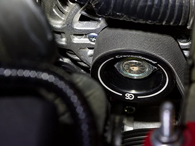 Leichtgewichtiges Riemenscheiben Set Für Mazda Nd Mx 5 Miata 2016 2018 Set Mit 3 Riemenscheiben Auto