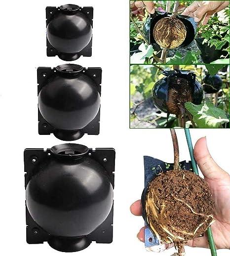 NJYBF alta pressione alta pressione grafting rooting Set di 3 palle da giardino riutilizzabili per giardinaggio