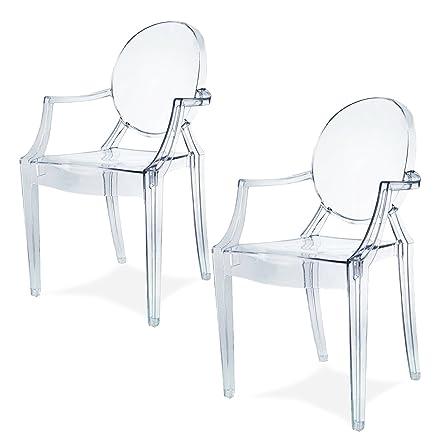 Sedie In Plastica Trasparente - Sledbralorne.com - sledbralorne.com
