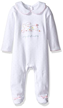 3bd9b7775cb7 Amazon.com  Mud Pie Baby One Piece Footed Sleeper  Clothing