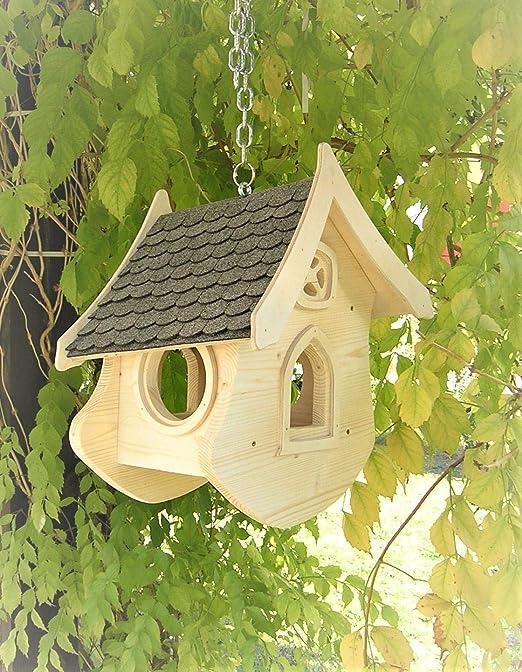 Manufaktur Martinshof Liselle - Pajarera para Montar, Gris: Amazon.es: Jardín