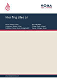 Hier fing alles an: as performed by Roland Kaiser, Single Songbook