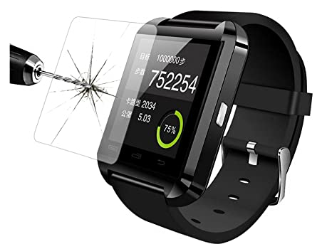 Amazon.com: Homego Bluetooth Wrist Smart Watch screen ...