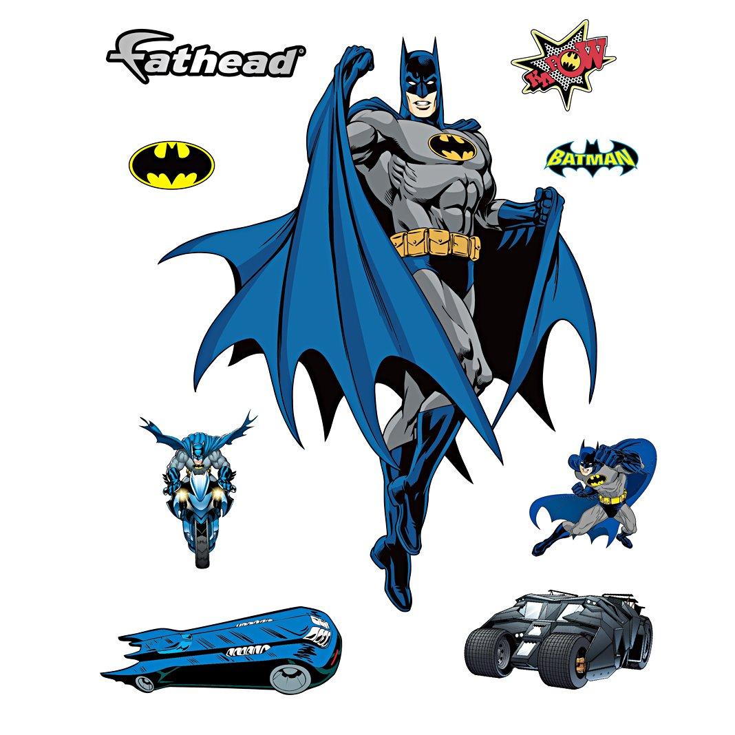 Dibujo de Batman pared tatuaje Pegatina para Pared y ventana y ...