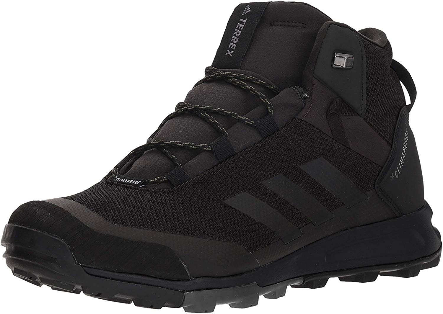 adidas outdoor Men s Terrex Tivid Mid Cp Walking Shoe