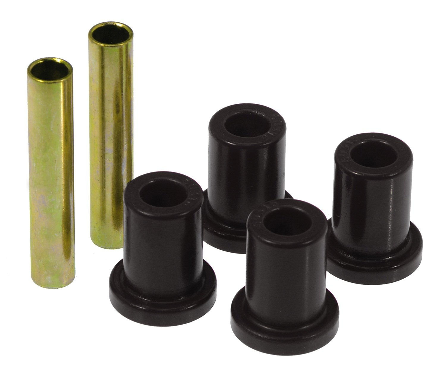Prothane 7-806-BL Black Front Frame Shackle Bushing Kit